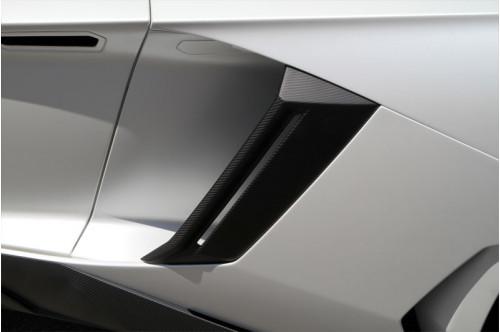 Novitec Boczne wloty powietrza Aventador