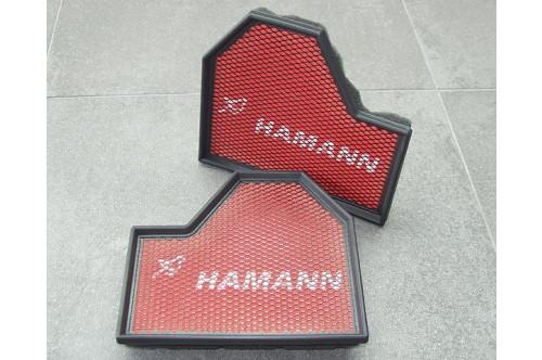 Hamann Sportowe filtry powietrza M6 E63 i E64