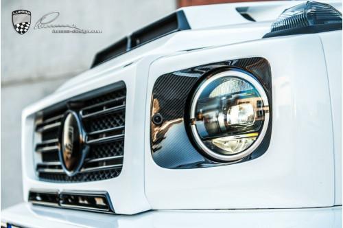 Lumma Design Obudowy przednich lamp G W463A