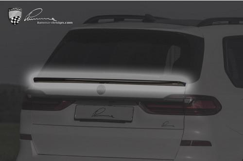 Lumma Design Tylny spoiler X7 G07