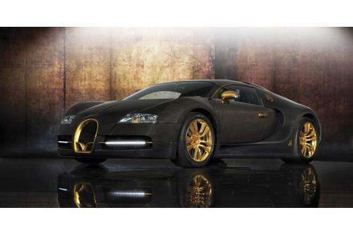 Mansory D'Oro Veyron