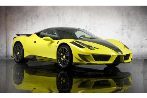Mansory Pakiet aerodynamiczny Siracusa 458 Italia i Spider