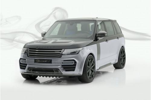 Mansory Widebody Range Rover 2013