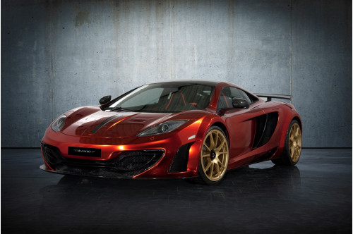 Mansory Bodykit MP4-12C