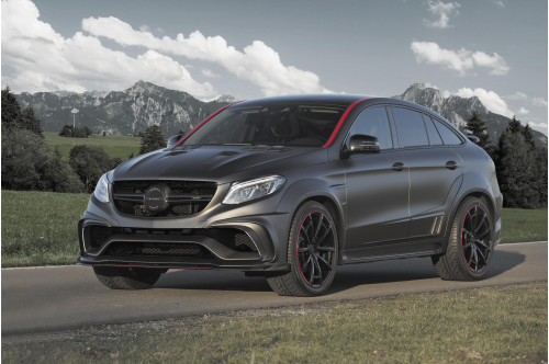 Mansory Widebody GLE 63 AMG Coupe C292