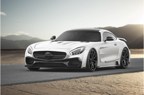 Mansory Widebody AMG GT S