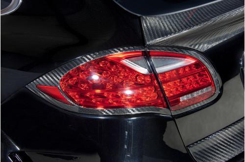 Mansory Nakładki tylnych świateł Cayenne 958