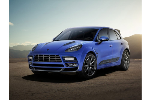 Mansory Widebody Macan