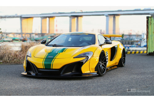 Liberty Walk Bodykit LB Works 650S