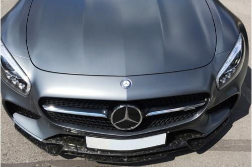 Capristo Przedni spoiler AMG GT
