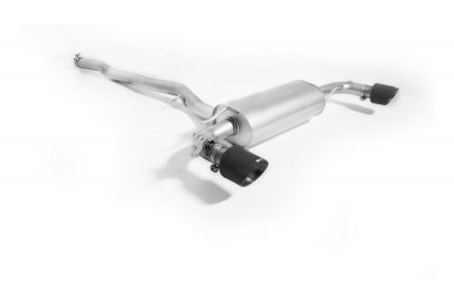 Remus Sportowy układ wydechowy z klapami Clubman JCW F54 GPF