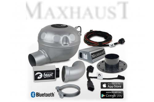 Maxhaust Aktywny układ wydechowy A6 C7