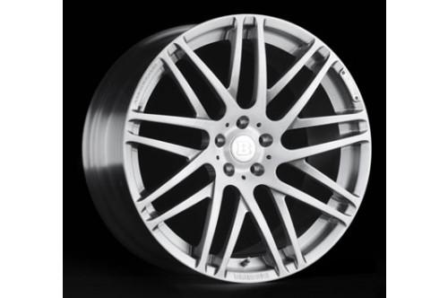 "Brabus Kuta felga Monoblock F Platinum 21"" S W222, V222 i X222"