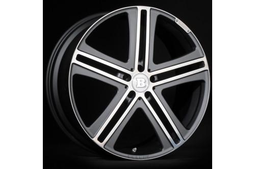"Brabus Kuta felga Monoblock G Platinum 22"" GLE SUV W166"
