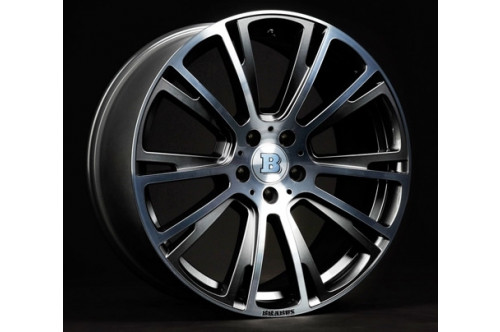 "Brabus Kuta felga Monoblock R Platinum 23"" GLE SUV W166"