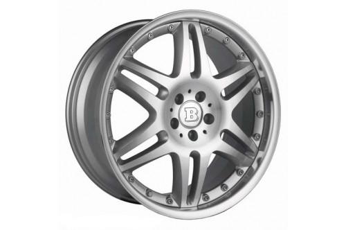 "Brabus Kuta felga Monoblock VI EVO Platinum 21"" GL X166"