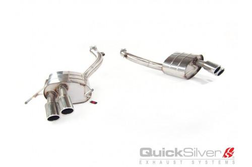 QuickSilver Sportowy tłumik tylny Gran Turismo
