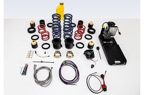 TechArt System Noselift 911 997.2