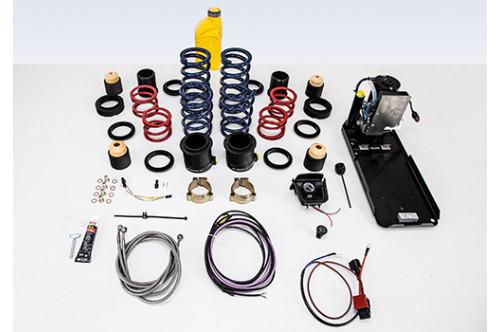 TechArt Zawieszenie gwintowane VarioPlus 911 997 Carrera/S z PASM