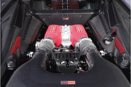 Novitec Pakiet mocy Stage 4 458 Italia i Spider