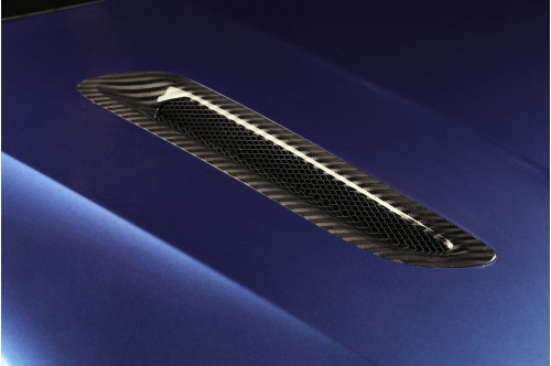 Topcar Wloty powietrza w masce Macan 95B