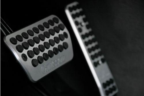 Carlsson Pedały GLK X204