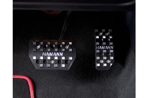 Hamann Aluminiowe nakładki na pedały Evoque