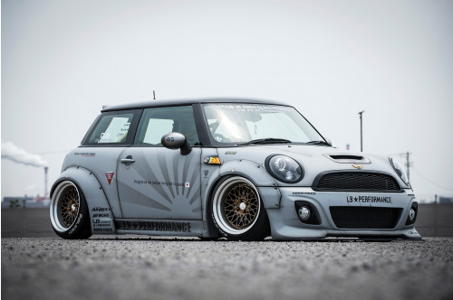 Liberty Walk Bodykit LB Nation Cooper R56