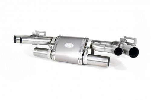 QuickSilver Sportowy układ wydechowy z klapami 911 992