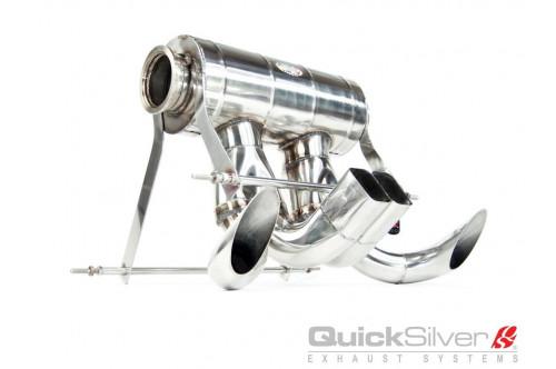 QuickSilver Sportowy układ wydechowy Veyron
