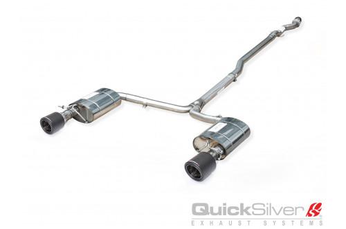 QuickSilver Sportowy układ wydechowy Clubman Cooper S R55