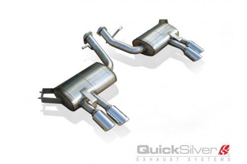 QuickSilver Sportowy tłumik tylny 612 Scaglietti