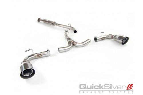 QuickSilver Sportowy układ wydechowy GT86 / BRZ
