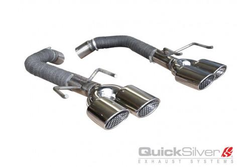 QuickSilver Sportowy tłumik tylny CL 63 AMG C216