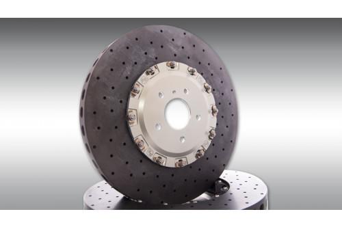 Spofec Węglowo-ceramiczny układ hamulcowy Wraith