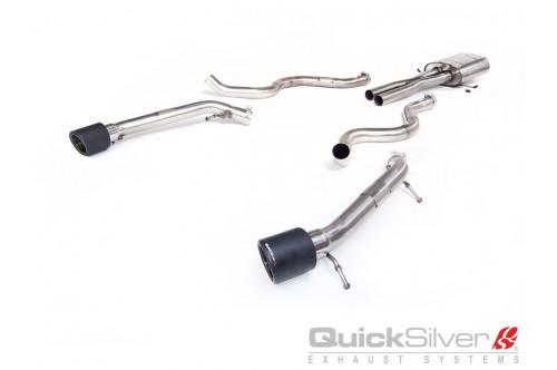 QuickSilver Sportowy układ wydechowy Range Rover Sport V8 2013