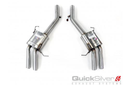 QuickSilver Sportowy tłumik tylny Ghost