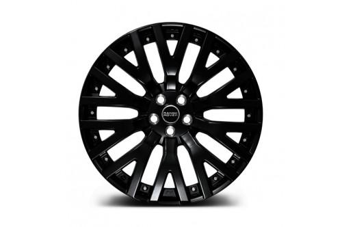 """Kahn Zestaw felg RS-2 Satin Black 23"""" Range Rover Sport 2013"""