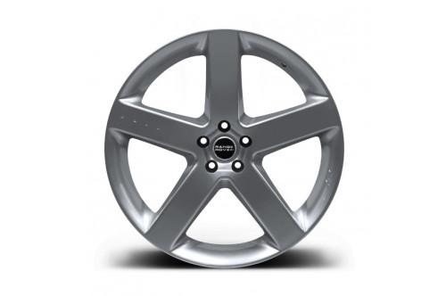 """Kahn Zestaw felg RS-R Silver 22"""" Range Rover 2013"""