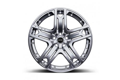 """Kahn Zestaw felg RS 600 Hyper Silver 23"""" Range Rover Sport 2013"""