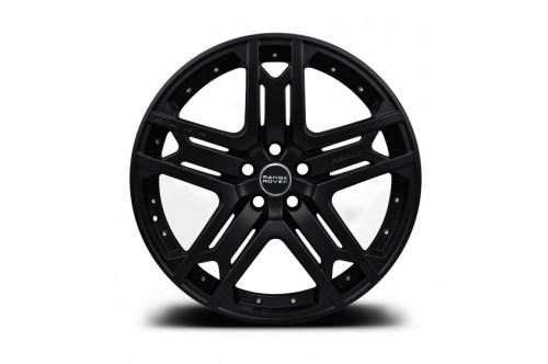 """Kahn Zestaw felg RS 600 Matt Black 20"""" Evoque"""