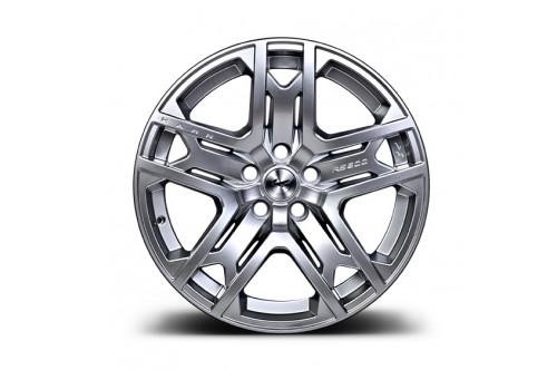"""Kahn Zestaw felg RS 600 Silver 22"""" Range Rover 2009"""