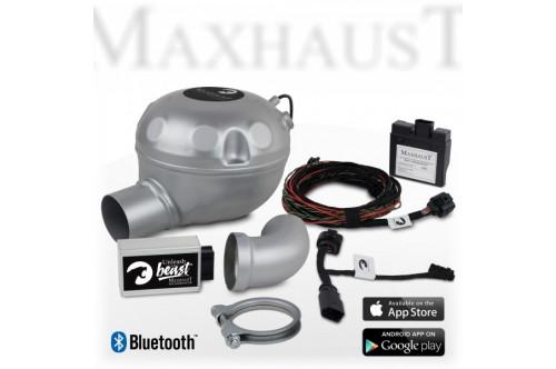 Maxhaust Aktywny układ wydechowy Cayenne 957 2008