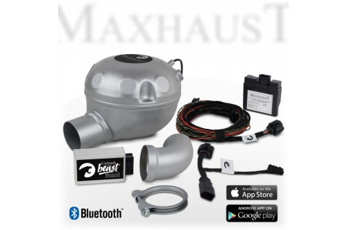Maxhaust Aktywny układ wydechowy Giulia