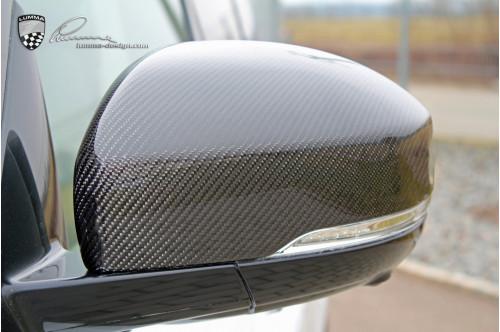 Lumma Design Lusterka Range Rover Sport 2013