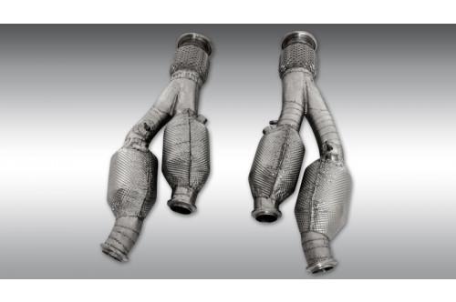 Novitec Sportowe katalizatory Aventador