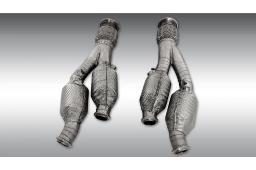 Novitec Sportowe katalizatory Aventador SVJ