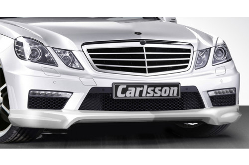 Carlsson Przedni spoiler E 63 AMG W212 i S212