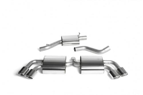 Milltek Sportowy układ wydechowy TTS 8J
