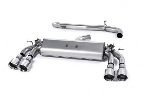 Milltek Sportowy układ wydechowy z klapami S3 8V GPF